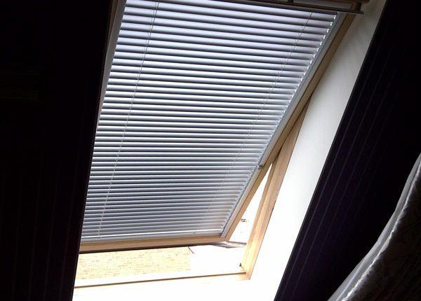 Velux-raamdecoratie